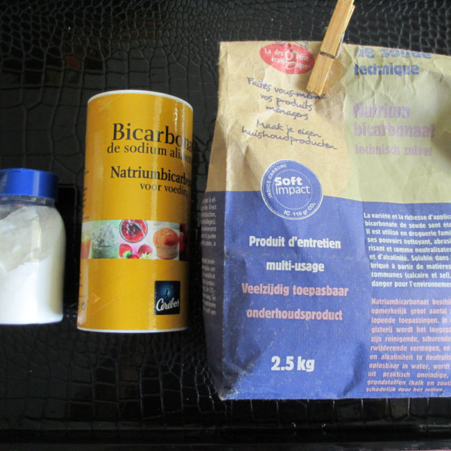Bicarbonate de sodium : cosmétique, alimentaire et technique