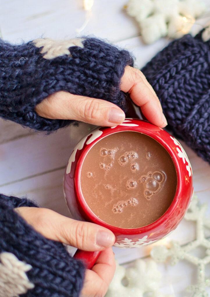 Cacao chaud